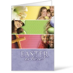 Easter Rows  8.5 x 11 Bulletins 8.5 x 11