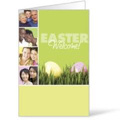 Easter Squares Bulletin