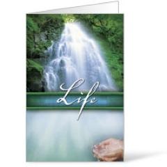 Beautiful Words Life Bulletin