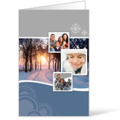 Winter Path - 8.5 x 11 Bulletins 8.5 x 11