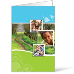Spring Path 8.5 x 11 Bulletins 8.5 x 11