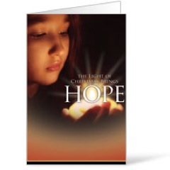 Light Brings Hope Bulletin