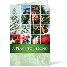 Belong Wreath Bulletin