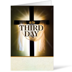 Third Day Cross Bulletin