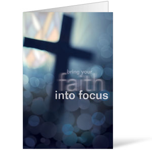 Faith Into Focus  8.5 x 11