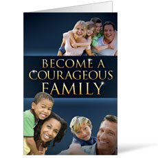 Courageous Family Blue Bulletin