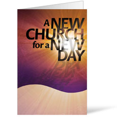 New Church Bulletin