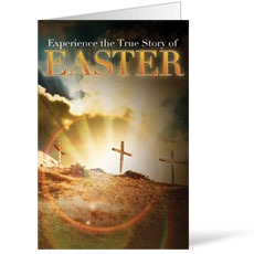 True Story Easter Bulletin