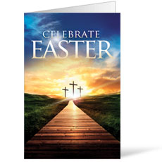 Easter Crosses Path Bulletin