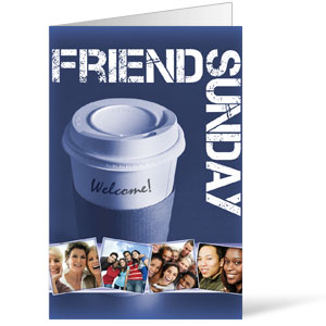 Friend Sunday 8.5 x 11