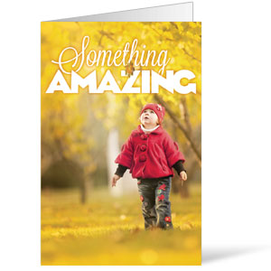 Something Amazing 8.5 x 11