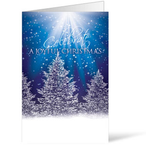 Joy of Christmas 8.5 x 11 Bulletins 8.5 x 11