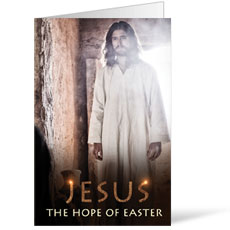 Jesus Hope of Easter Bulletin