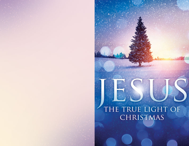 true light bulletin - church bulletins