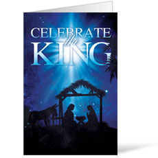 Celebrate the King Bulletin