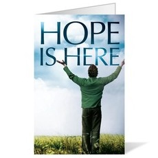 Hope is Here Bulletin
