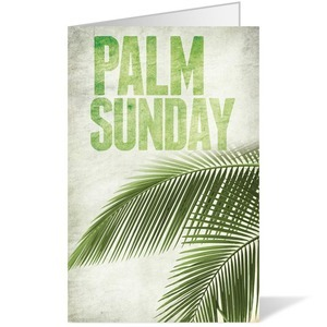 Palm Frond 8.5 x 11 Bulletins 8.5 x 11