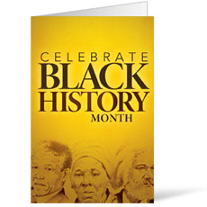 Celebrate Black History Bulletin