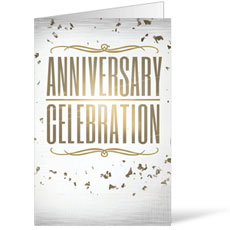 Anniversary Celebration Bulletin