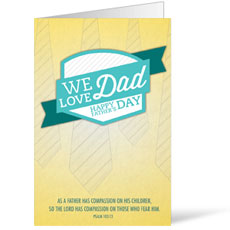 Father's Day Bulletins