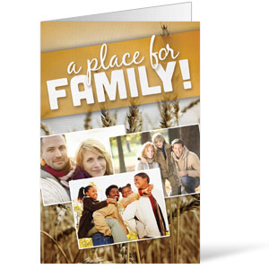 A Place for Family Fall Bulletins