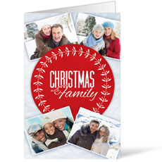 Christmas Family Bulletin