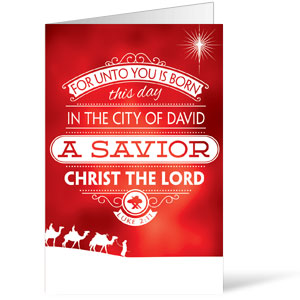 Luke 2 Christmas Bulletins 8.5 x 11