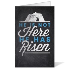 Easter Risen Bulletin