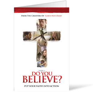 Do You Believe 8.5 x 11 Bulletins 8.5 x 11