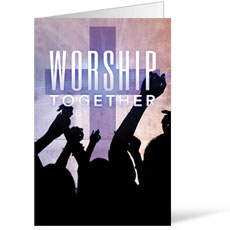 Worship Loud M Bulletin