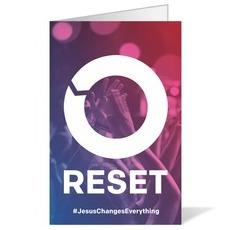 Reset Bulletin