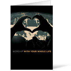 Worshiper Heart Bulletin
