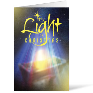 The Light of Christmas Bulletins