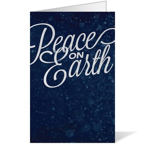 Peace On Earth Bulletins