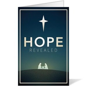 Hope Revealed 8.5 x 11 Bulletins 8.5 x 11