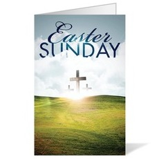 Easter Hillside Bulletin