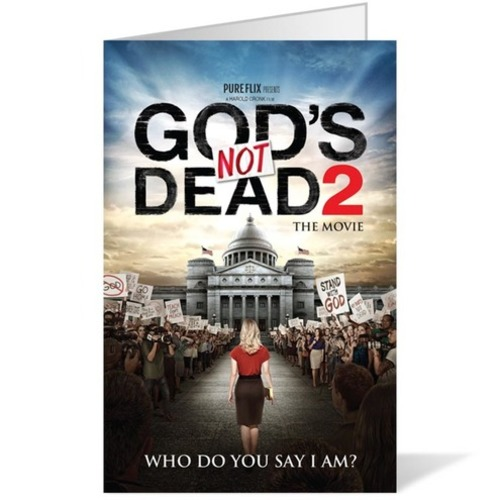 God's Not Dead 2 Bulletin