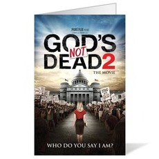 Gods Not Dead 2 Bulletin