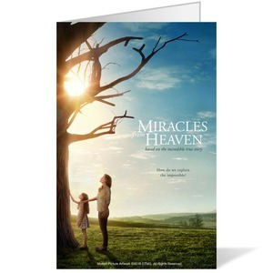 Miracles from Heaven Bulletins 8.5 x 11