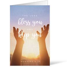 Photo Scriptures Num 6:24 Bulletin