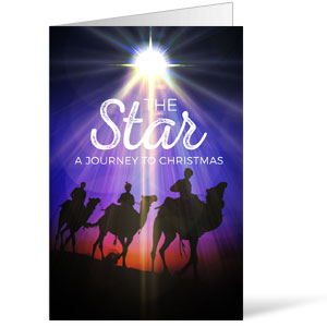 The Star: A Journey to Christmas Bulletins 8.5 x 11