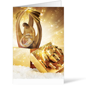 UMC Christmas Gold Bulletins