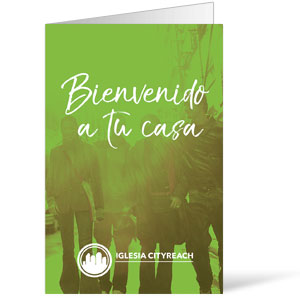 CityReach Urban Green Spanish Bulletins