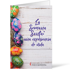 UMC Easter Eggs Spanish Bulletin