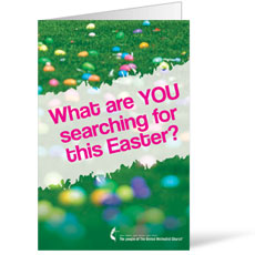 UMC Easter Search Bulletin