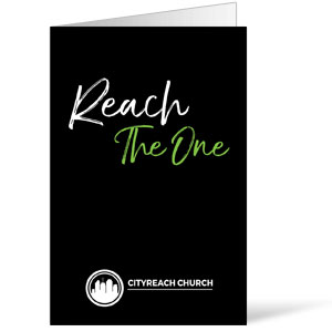 CityReach Black and Green Reach Bulletins