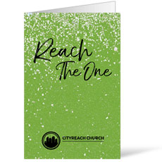 CityReach Green Pebble Fade Reach Bulletin
