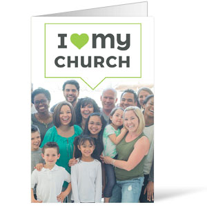 ILMC Believe Love Serve Bulletins 8.5 x 11