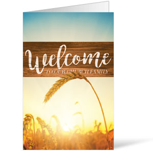 Scenic Light Fall Bulletins 8.5 x 11