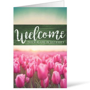 Scenic Light Spring Bulletins 8.5 x 11